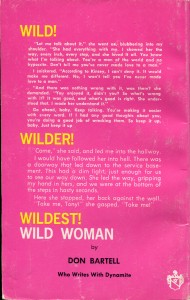 Wild Woman (back)