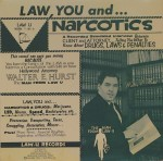 Law, You and Narcotics