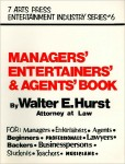 Managers', Entertainers' and Agents' Book